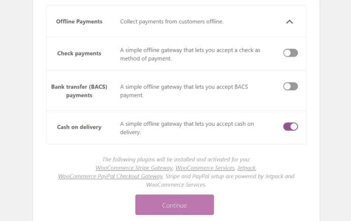 Configurar web de pedidos restaurantes y domicilio