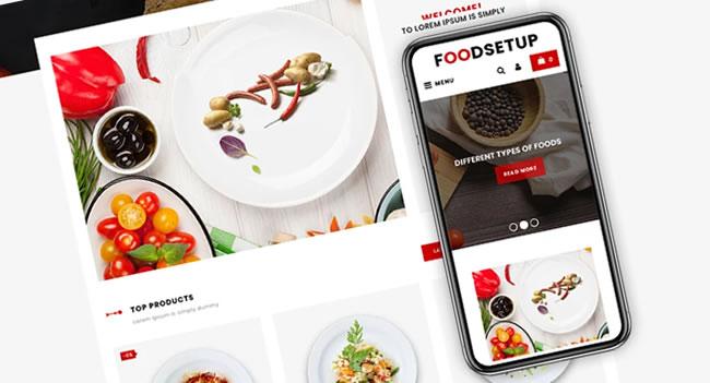 Cómo crear una web de pedidos online para restaurantes y a domicilio