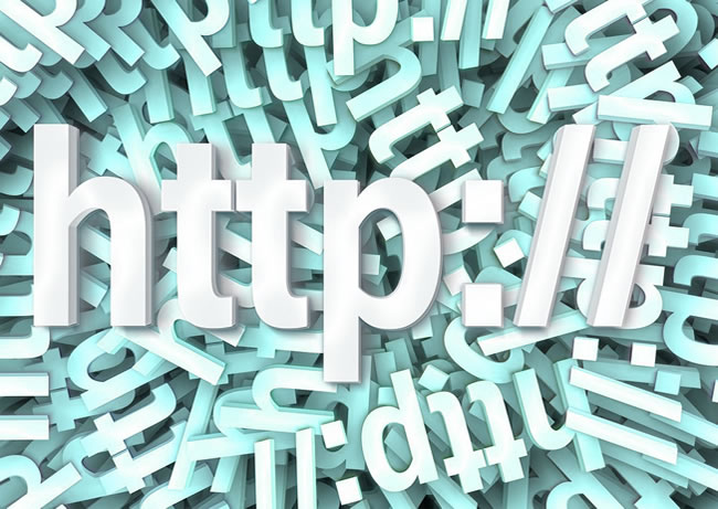 Una imagen de una url sin ssl en servidor web