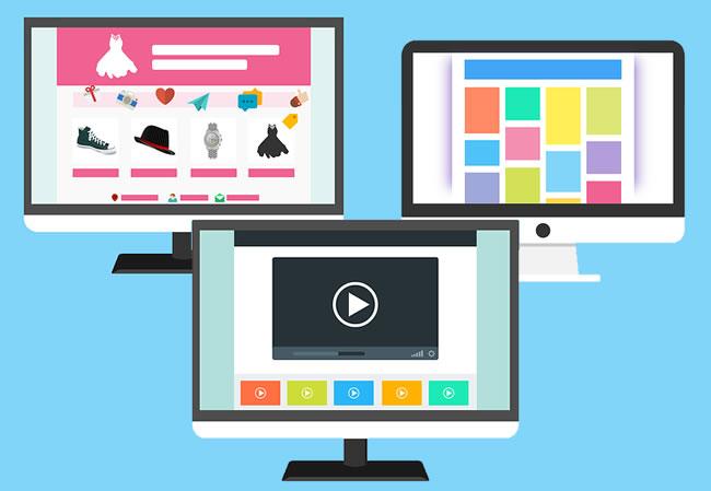 Tipos página web que se pueden crear